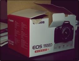 The camera box